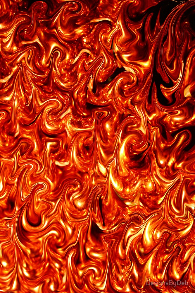 Fire by DesignsByDeb