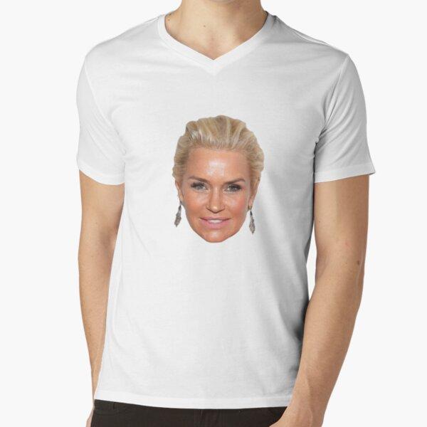 Yolanda Foster Hadid V-Neck T-Shirt Unisex Tshirt