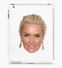 Yolanda Foster Hadid  iPad Case/Skin