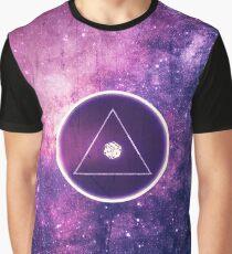 Galaxy Illuminadés T-shirt graphique