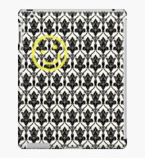 BBC Sherlock 'Bored Smiley Face'  iPad Case/Skin