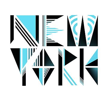 New York New York by TwistedBiscuit