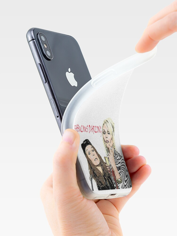 Alternate view of Absolutely Fabulous iPhone Cases & Covers