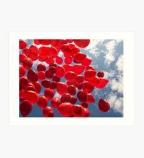 99 Luftballons Art Print