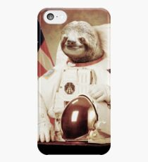 Astronaut Sloth iPhone 5c Case