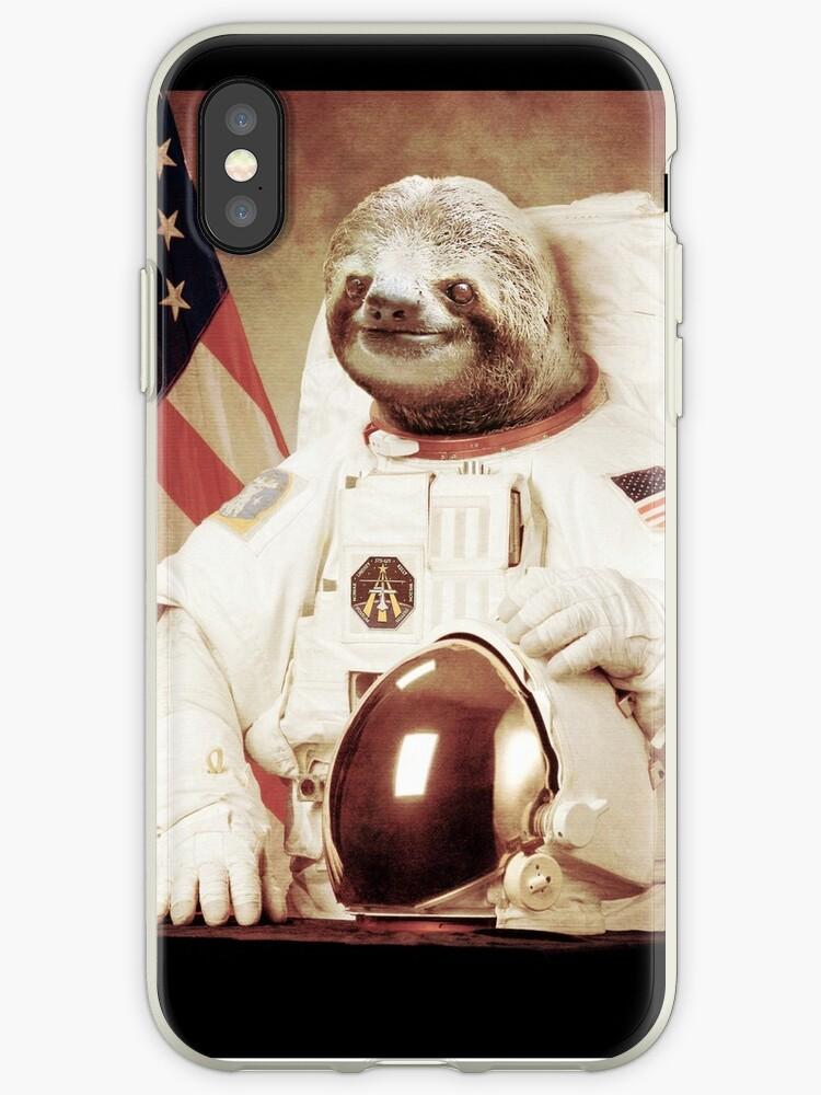 «Astronauta Sloth» de BakusPT