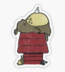 My neighbor Peanut Sticker