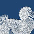 Dodo (Blue) by MissElaineous Designs
