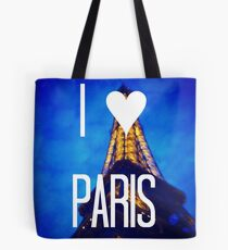 I ♥ Paris Tote Bag