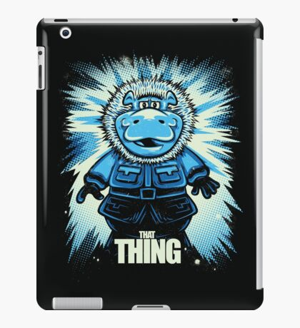That Thing iPad Case/Skin