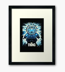 That Thing Framed Print
