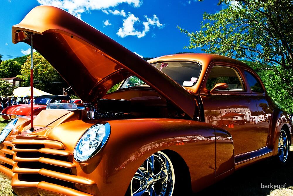 Copper Car Orton by barkeypf