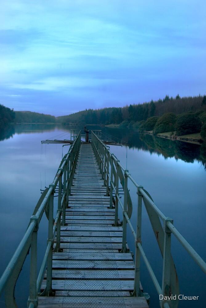 Dartmoor reservoir  by David Clewer