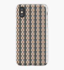 Just Patterns Pine'd  iPhone Case/Skin