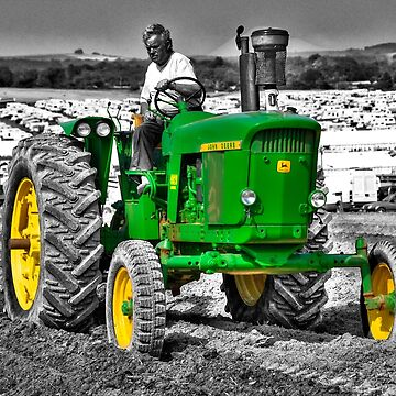 Green Machine  by hawkie