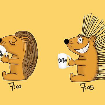 Good morning, coffee! by ciaca