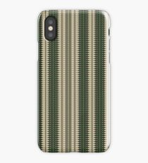 Just Patterns Frequency'd iPhone Case/Skin