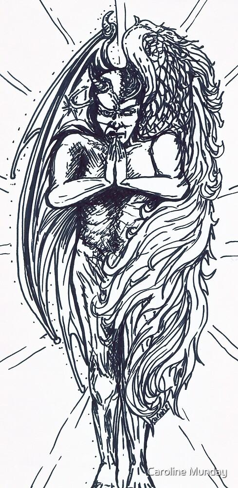 Guardian Devil by Caroline Munday