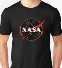 NASA Solar Eclipse Unisex T-Shirt