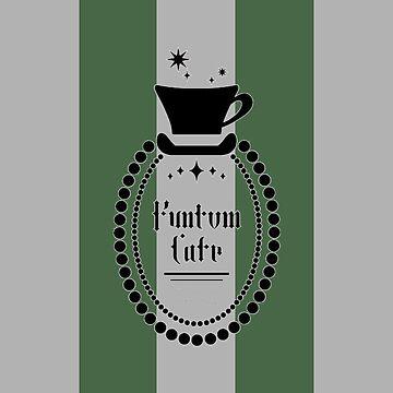 Kuroshitsuji 'Funtoms Cafe' de PeachPantone