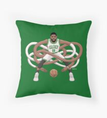 Gnarly Kyrie Celtics Floor Pillow