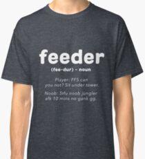 d62b0492d72b1 Feeder League Legends Of T-Shirts | Redbubble