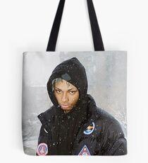 Night Lovell Winter Tote Bag