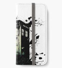 The Tardis iPhone Wallet/Case/Skin