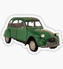citroen 2cv | Cars Sticker