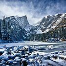 Dream Lake Pano by Adam Northam