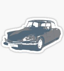 Vintage Citroen DS | Cars Sticker