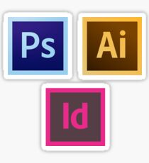 Adobe Icon Pack 1 Sticker