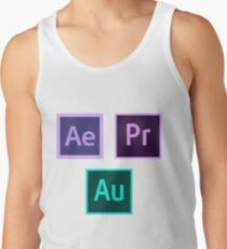Adobe Icon Pack 2 Tank Top