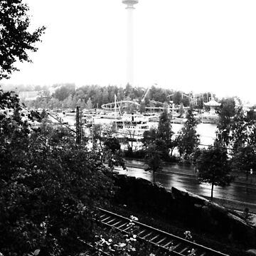 the needle by BlancaJP