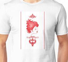 Fille Rouge Unisex T-Shirt