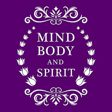 Mind, body and spirit by florintenica