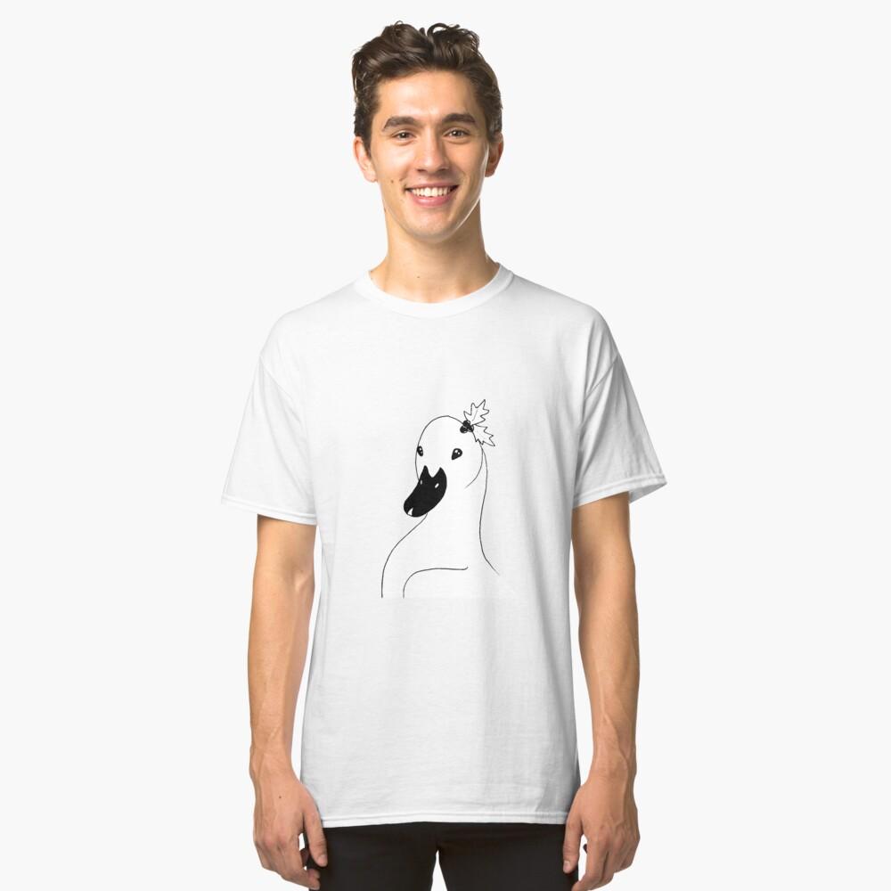 Festliche Ente Classic T-Shirt