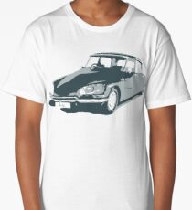 Vintage Citroen DS | Cars Long T-Shirt