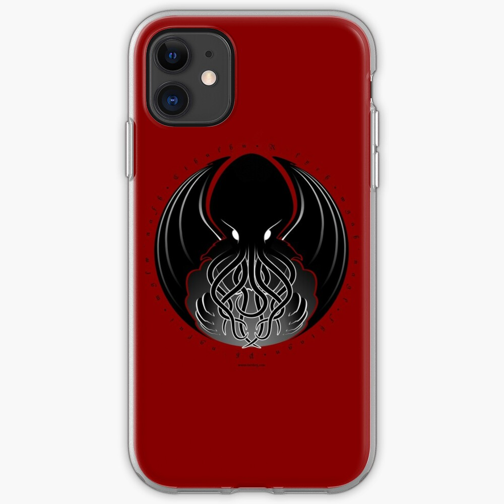 Cthulhu iPhone Case & Cover