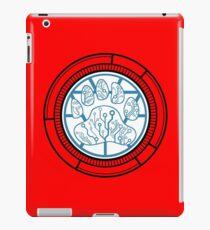 Iron Bear iPad Case/Skin
