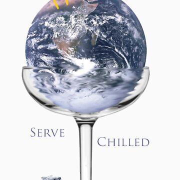 serve chilled by artofmyth