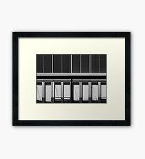 A Sense of Community Framed Print