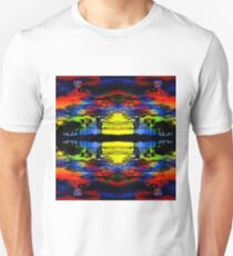 Reflection Phenomenon Unisex T-Shirt