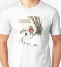 winnie the pooh famous quote piglet Unisex T-Shirt