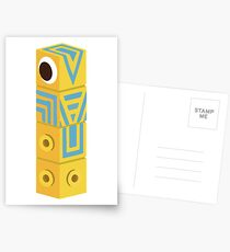 Monument Valley Totem Postcards
