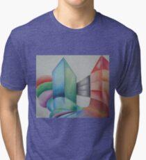 Building Enterprise Tri-blend T-Shirt