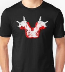 Shoulder Pads of Doom Unisex T-Shirt