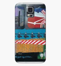 Approaching Christmas Case/Skin for Samsung Galaxy