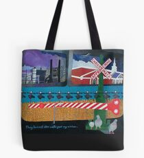 Approaching Christmas Tote Bag