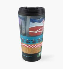 Approaching Christmas Travel Mug